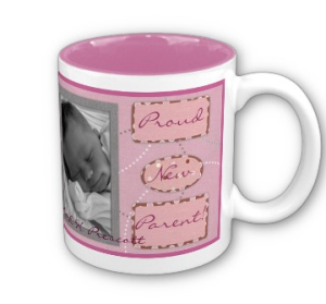 It's a Girl Mug from Zazzle.com_1244883537821