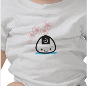 Onigiri Mei shirt (more styles...) from Zazzle.com_1245999846896