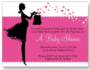 Priscilla Baby Shower Invitation Postcard from Zazzle.com_1245747836887