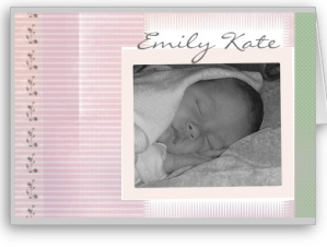 Create your own baby announcements Card from Zazzle.com_1247383696777